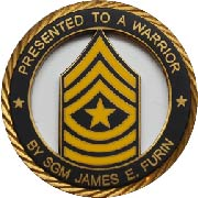 Challenge Coin Icon